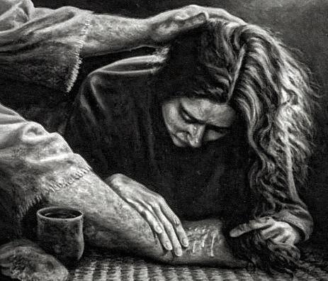 Jesus on Forgiveness, Luke 7:36-50   Toward a Sane Faith
